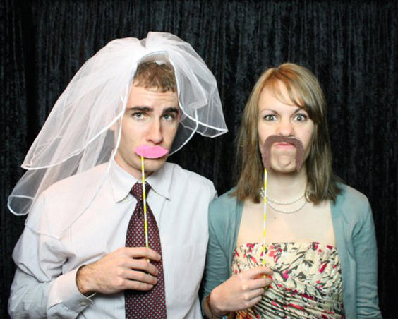 Happy Snaps Photo Booth Rental