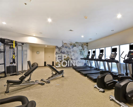 SpringHill Suites - FItness Center