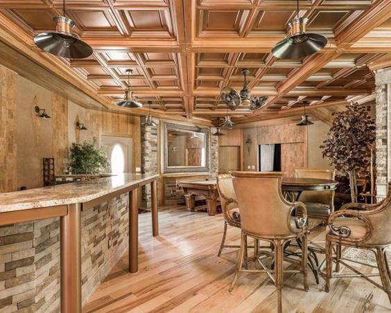 Lizton Lodge - Indoor