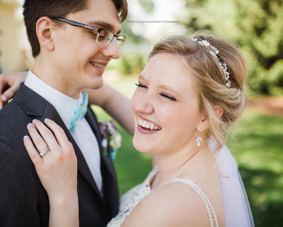Wedding Photos by Dana Granholm Photography