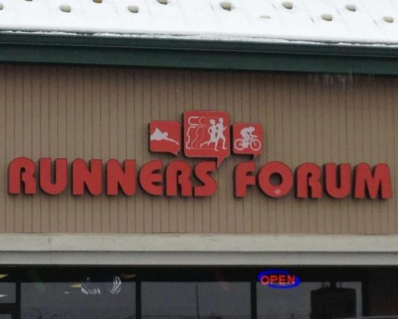 Runner's Forum - Exterior