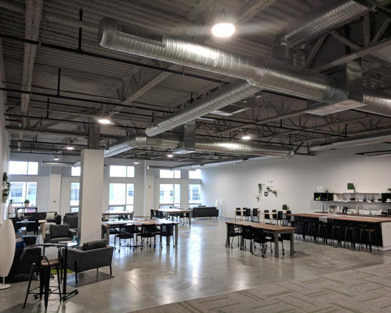 Level Two Coworking Space