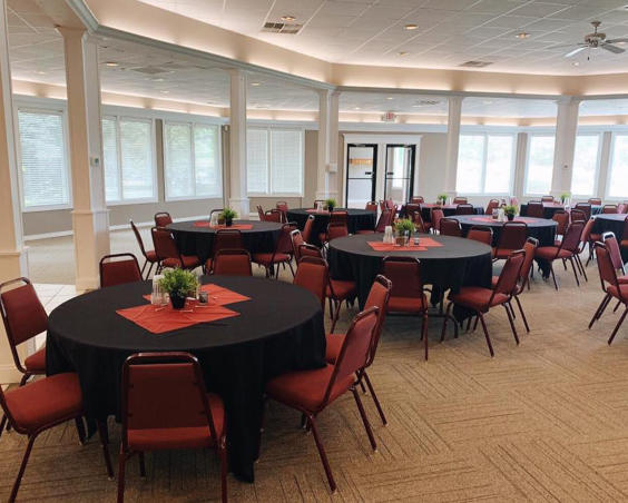 Banquet Room at Prestwick Country Club