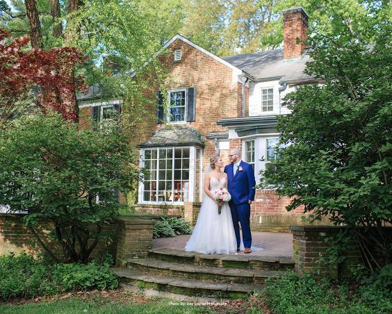 Blanton House - Danville Indiana - Outdoor Wedding