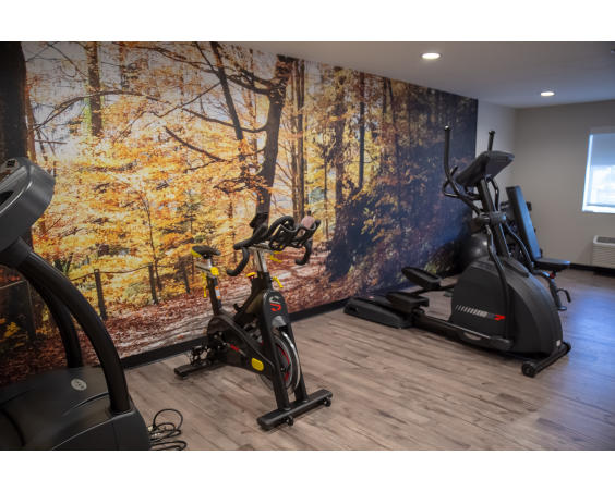 Clarion Point - fitness center