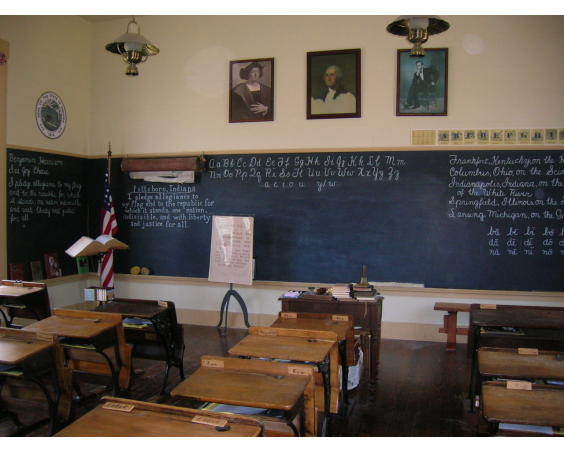 One room school
