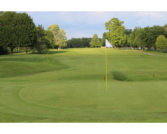 Prestwick Country Club Golf Course in Avon, Indiana