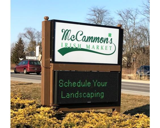 McCammon's Irish Market, Brownsburg, Indiana