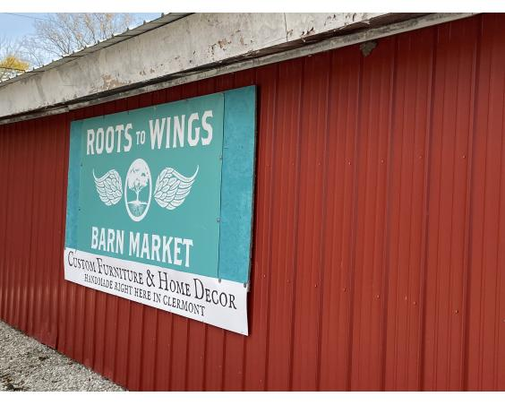Roots to Wings Exterior