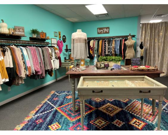 Tiffany's Boutique