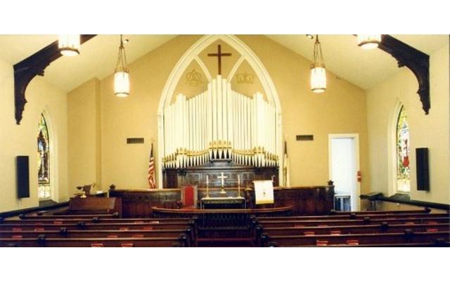 Brown Street Methodist Church