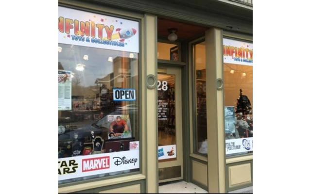 Infinity Toys and Collectibles
