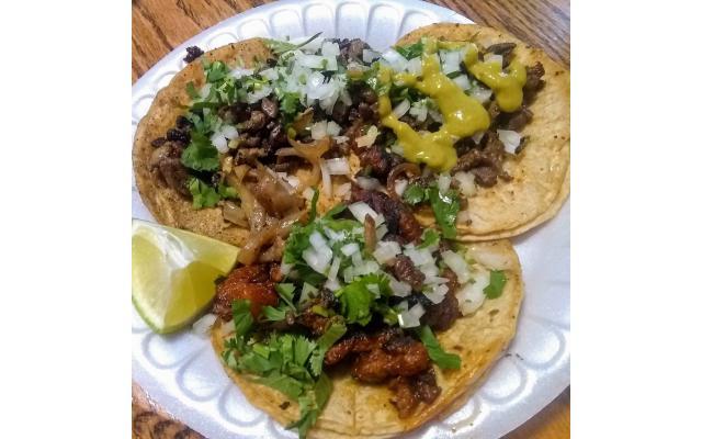 Los Chaparritos Food Truck