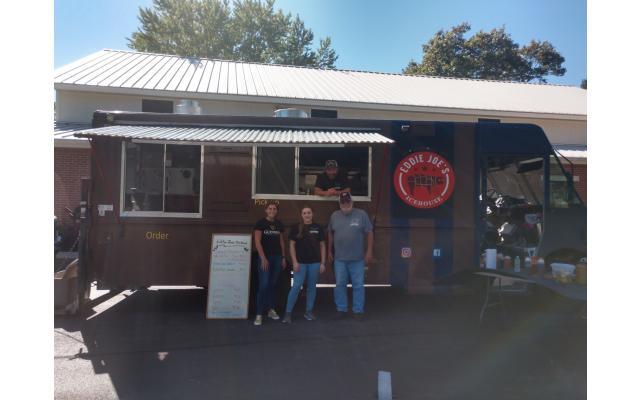 Eddie Joe's Icehouse Food Truck