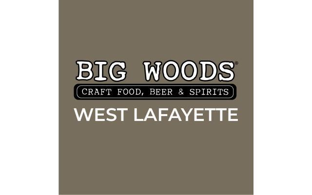 Big Woods West Lafayette Logo