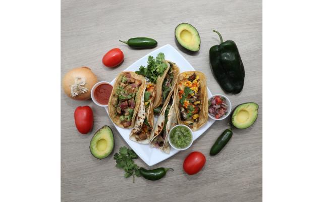 Guac Box Tacos