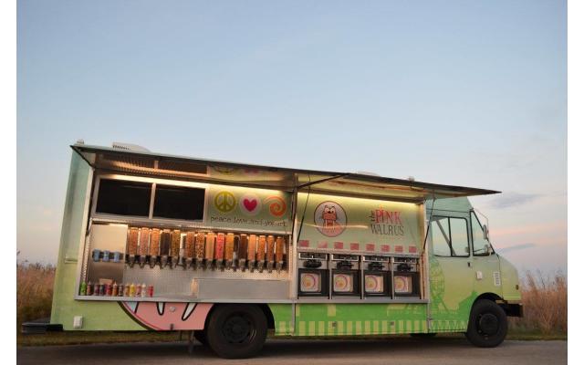 Pink Walrus Food Truck