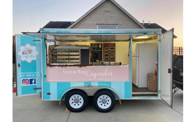 Little Miss Cupcake Truck