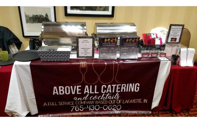 Above All Catering and Cocktails