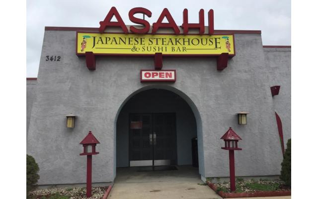 Asahi Japanese Steakhouse & Sushi Bar