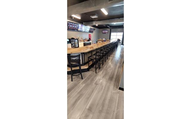 Big League Sports Bar & Grill Inside