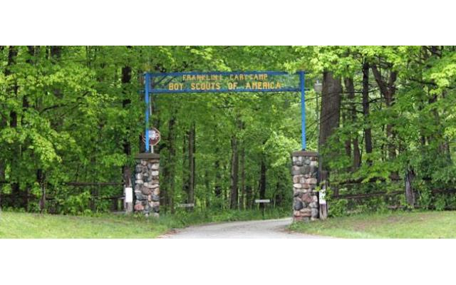Cary Camp Entrance