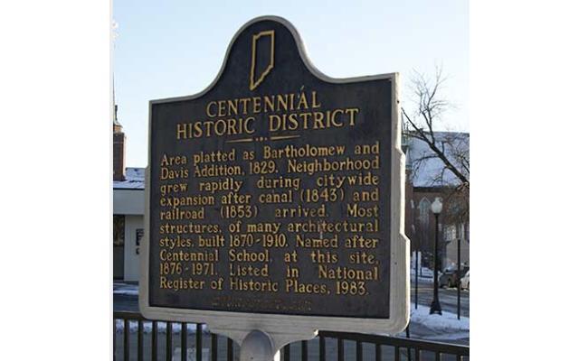 Centennial Historic District