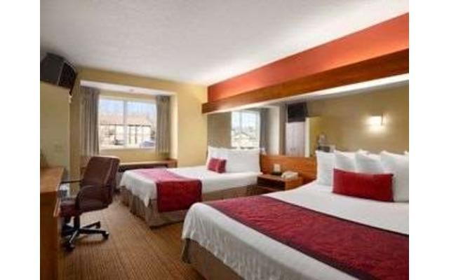 Days Inn Double Room