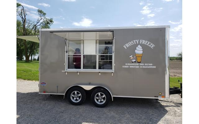 Frosty Freeze Food Truck