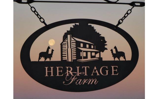 Heritage Farm Suri Alpacas