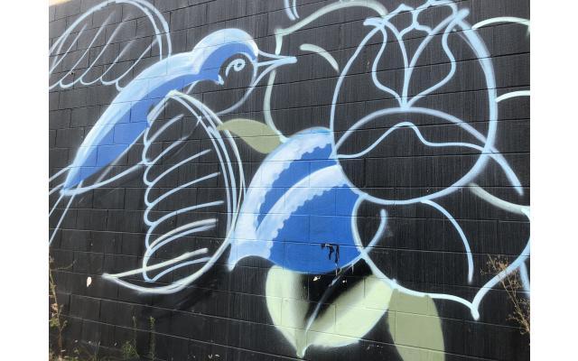 Bar Barry Mural