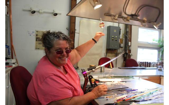 Inspired Fire Glass Studio & Gallery