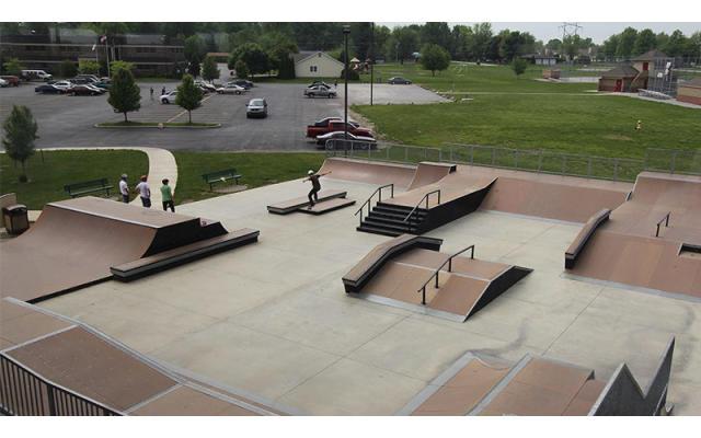 Lafayette Skatepark