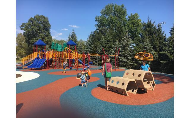 McCaw Park Playground