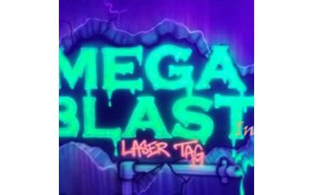 Mega Blast Laser Tag