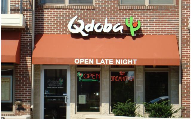 Qdoba Mexican Restaurant