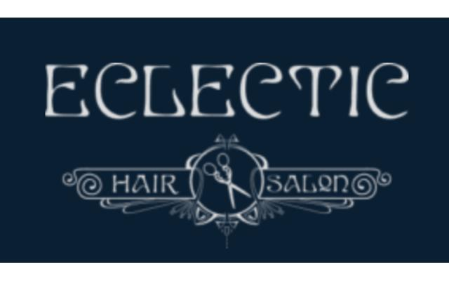 eclectic hair salon logo