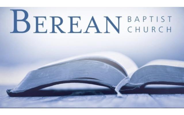 Berean Baptist Church Logo