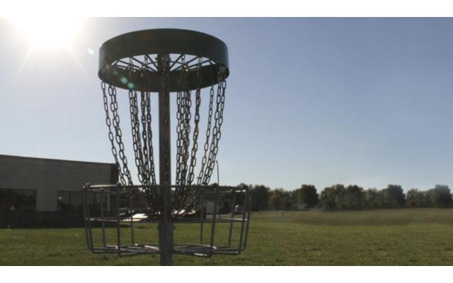 F disc Golf
