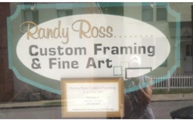 randy ross framing