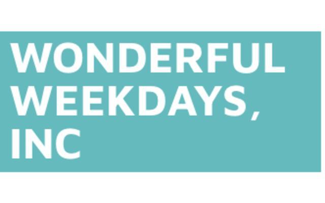 Wonderful weekdays