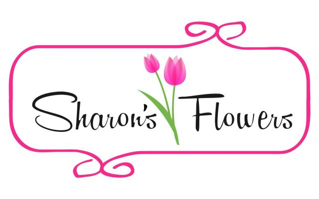 Sharon's Flowers Logo