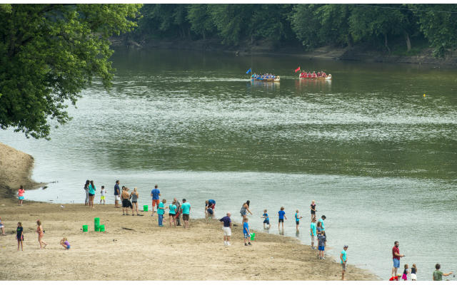 Tapawingo Park Wabash Riverfest