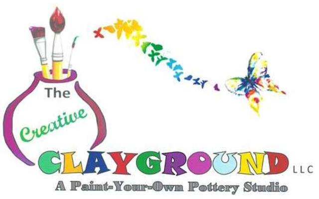 The Creative Clayground Logo
