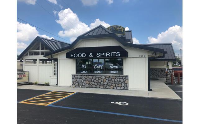 Tim's Cozy Tavern