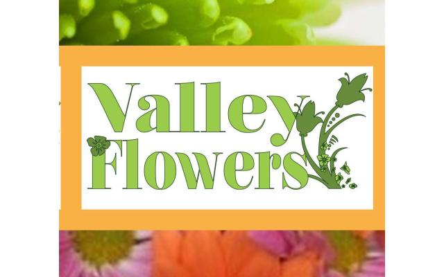 Valley Flowers Logo