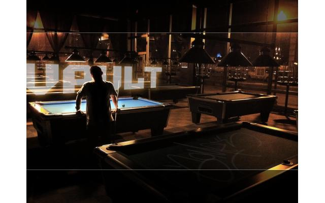 Vault Lounge Bar & Billiards