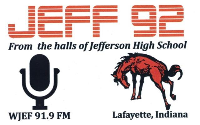 WJEF 91.9 FM Logo
