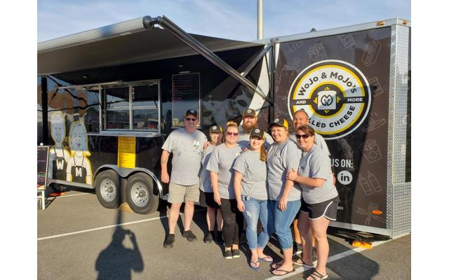 Wo Jo's & Mo Jo's Grilled Cheese Team