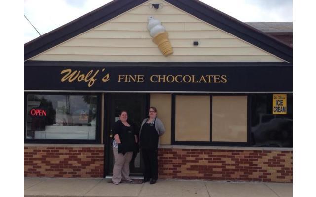 Wolf's Chocolate Shop
